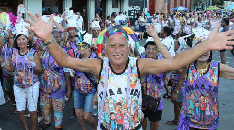 Carnaval foto arquivo PJF 800x445 - Funalfa divulga esquema do carnaval de JF