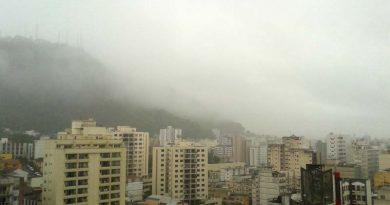 tempo chuva por marcos 390x205 - Inmet divulga alerta de fortes chuvas na região