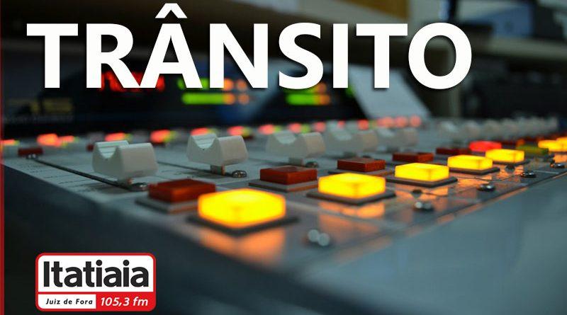 Transito estrada 800x445 - Corrida Solidária da Ascomcer interrompe trânsito na UFJF neste domingo