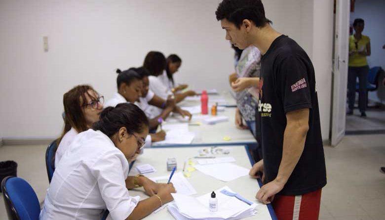 foto PJF posto vacinacao febre amarela vacina 780x445 - Campanha de imunização contra febre amarela vai até sábado