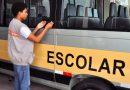 Período de vistoria em transporte escolar vai até dia 27