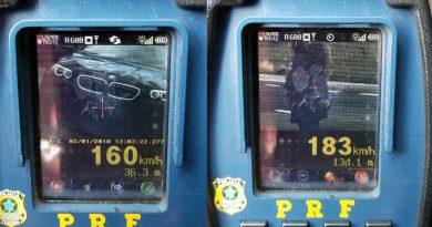foto prf radar 390x205 - Polícia Rodoviária divulga balanço da Operação Ano Novo