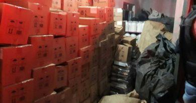 carga roubada 390x205 - Polícia Civil recupera carga avaliada em R$ 600 mil