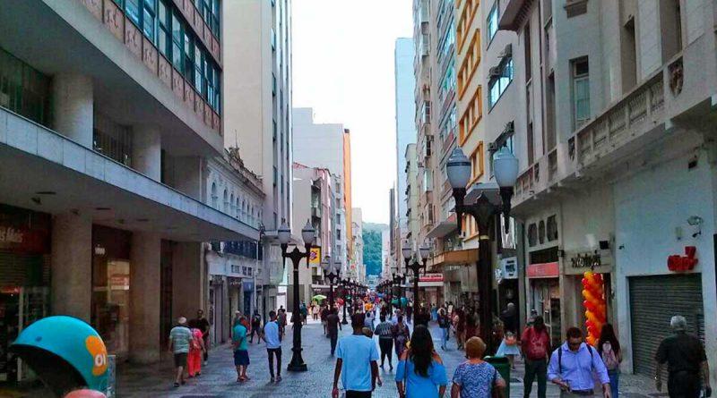 foto Marcos Alfredo centro comercio calcadao halfeld cidade 800x445 - Política: Grupos sindicais planejam manifestação na sexta-feira