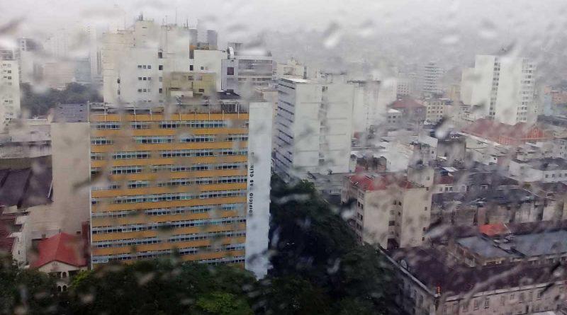 foto marcos alfredo chuva tempo 800x445 - Semana com previsão de pancadas de chuva na região