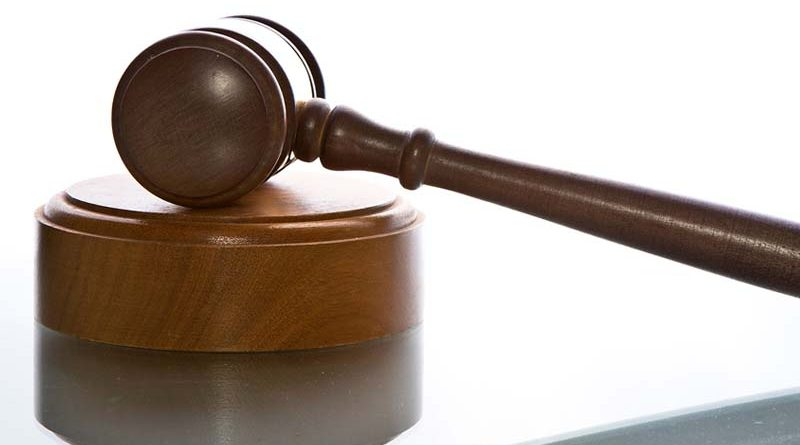 lei martelo justica 800x445 - Julgamento do caso Matheus Goldoni será nesta terça-feira