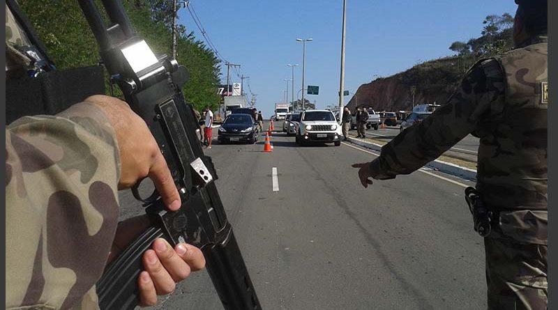 policia 2 foto Marcos Alfredo 800x445 - PMMG lança edital para CFO
