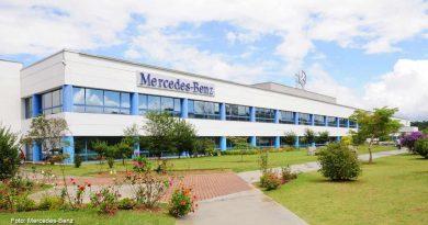 Aumento nas vendas: Fábrica da Mercedes-Benz contrata funcionários em JF
