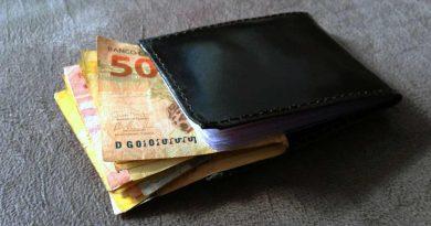 foto marcos alfredo carteira dinheiro salario pagamento economia saque 390x205 - Governo reduz estimativa do salário mínimo para 2019