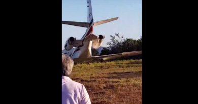 Aeronáutica está em JF para investigar acidente com avião de Alok