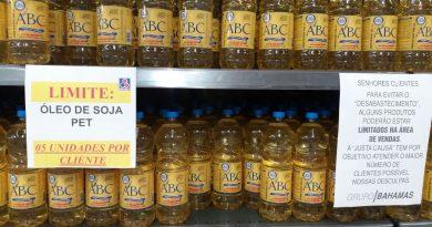 Supermercados de Juiz de Fora já limitam vendas
