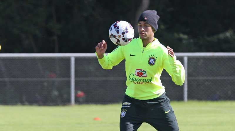 foto cbf neymar - Técnico alemão anuncia retorno de Neymar