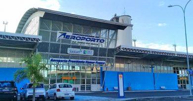foto marcos alfredo aeroporto regional zona da mata presidente itamar franco 390x205 - Aeroporto Regional está autorizado a receber cargas