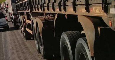 Governo anuncia linha de crédito para caminhoneiros
