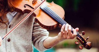 cultura arte violino musico musica cultura 390x205 - Pró-Música abre vagas para orquestra e coral