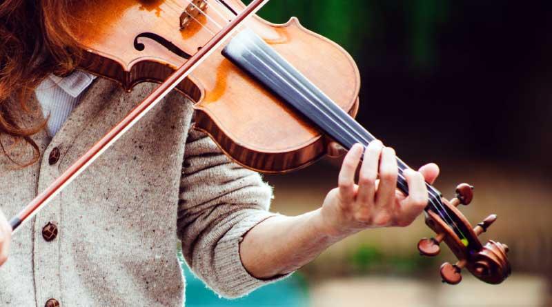 cultura arte violino musico musica cultura - Pró-Música abre vagas para orquestra e coral