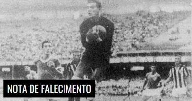 botafogo Mussi 390x205 - Ex-goleiro Gilson Mussi do Botafogo morre aos 88 anos