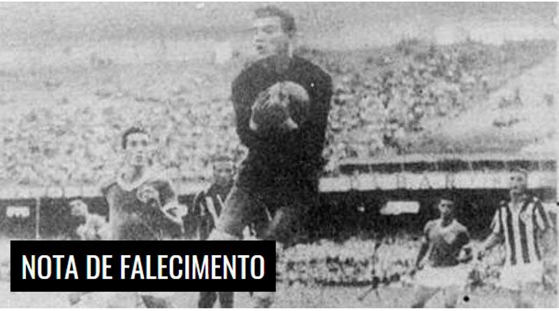 botafogo Mussi - Ex-goleiro Gilson Mussi do Botafogo morre aos 88 anos