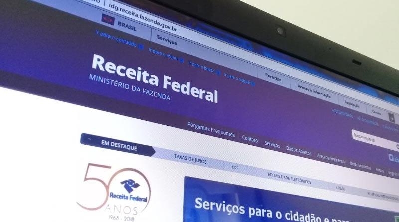 foto free receita federal - Receita libera consulta ao lote do IR
