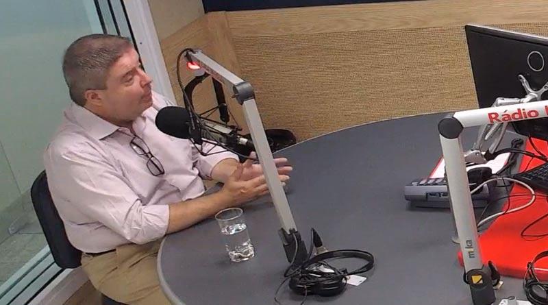 Anastasia é entrevistado no programa Chamada Geral