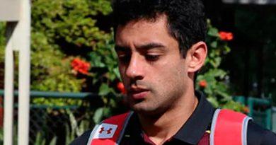 daniel correa jogador 390x205 - Corpo do jogador Daniel Correia chega em Conselheiro Lafaiete