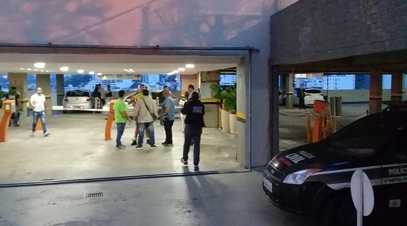 foto marcos alfredo policia civil dinheiro tiroteio sp jf - Justiça nega habeas corpus a policiais presos