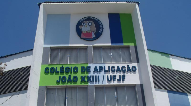 foto ufjf joao xxiii - Colégio João XXIII lança edital com mais de 70 vagas em 2020