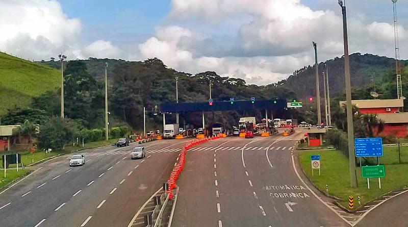 foto marcos alfredo br 040 estradas rodovia concer pedagio - Concer mantém valor de pedágio baseada em decisão da justiça
