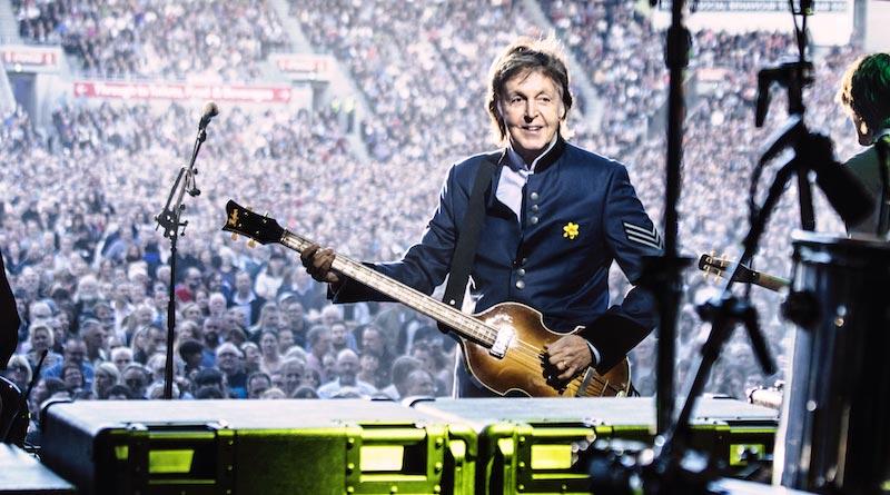 paul mccartney beatles show brasil - Paul McCartney volta ao Brasil em 2019
