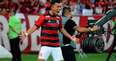 flamengo 2019 jan 390x205 - Flamengo garante vaga na semifinal da Taça Guanabara