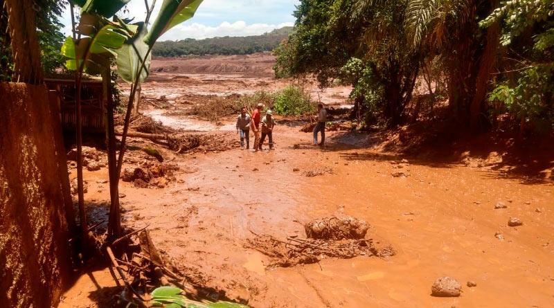 foto itatiaia barragem brumadinho tragedia belo horizonte vale - Tragédia em Brumadinho: Mais de 30 mortes confirmadas