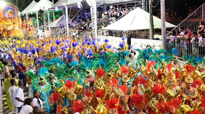 Crise: JF sem desfile das escolas de samba em 2019