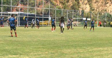tupynambas baeta jogo treino janeiro 2019 390x205 - Tupynambás empata em terceiro jogo-treino