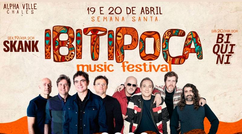 Skank e Biquini Cavadão / Ibitipoca Music Festival - 2019