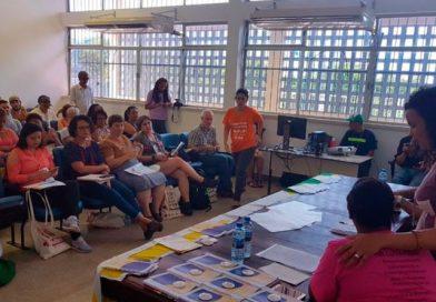 Fórum Regional de Economia Solidária é realizado em Santos Dumont