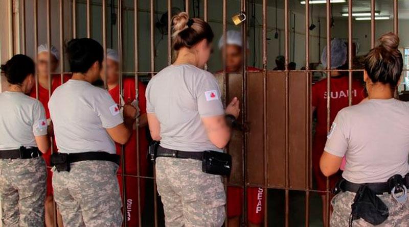 foto governo minas gerais seap sistema prisional cela unidade prisional presidio - Secretário anuncia 3 mil novas vagas em presídios mineiros