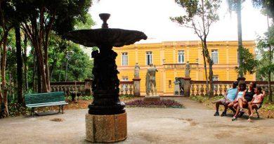 Jardim Suspenso do Museu Mariano Procópio é aberto para visitação.