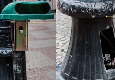 Prefeitura lança campanha contra vandalismo