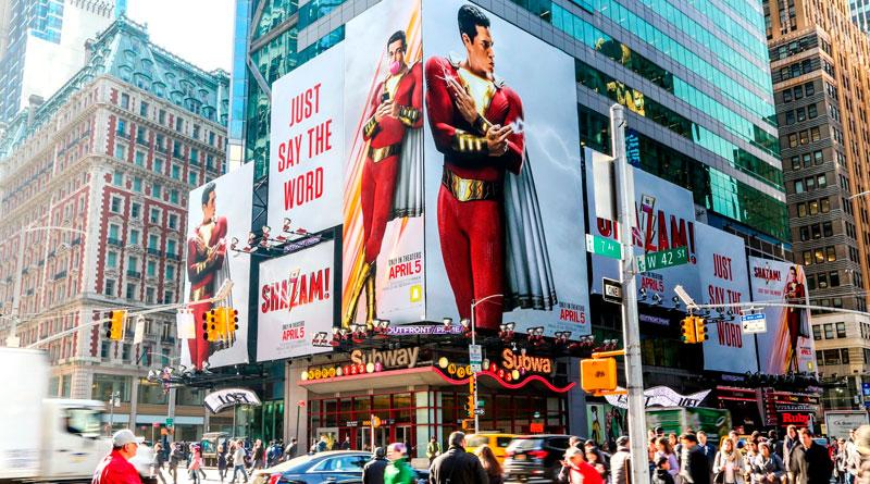 filme shazam - Estreia: Shazam! lidera na arrecadação em bilheterias dos Estados Unidos