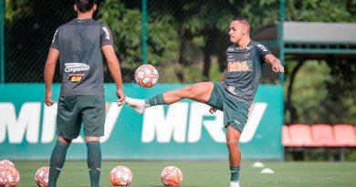 Brasileirão: Atlético estreia no Independência