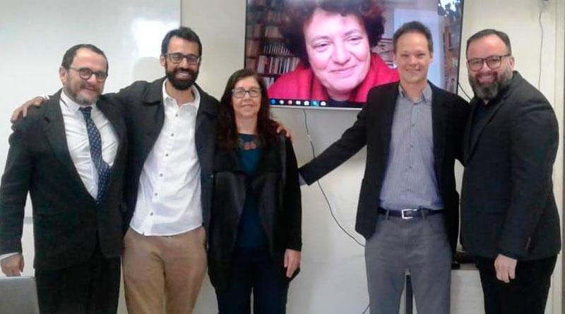 foto ufjf tese doutorado - Tese de doutorado da UFJF ganha prêmio mundial