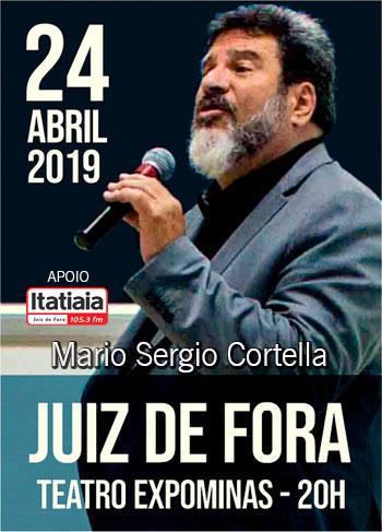 Mario Sergio Cortella em Juiz de Fora