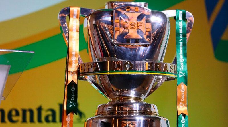 foto cbf copa do brasil - Definidos confrontos das quartas da Copa do Brasil