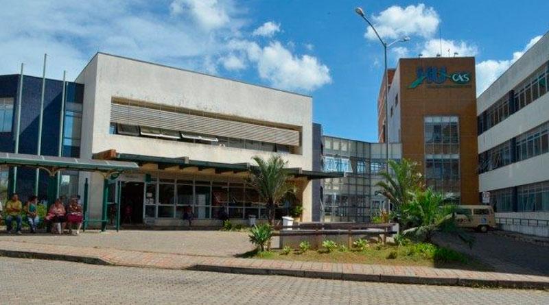 foto ufjf hospital universitario hu - Hospital Universitário abre vaga temporária para oftalmologistas