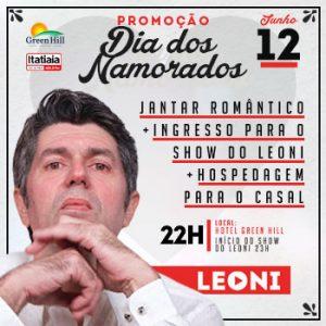 promoção Leoni