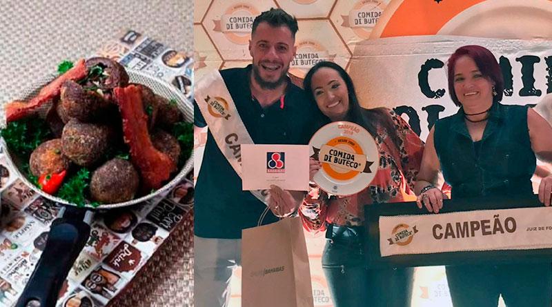 vencedor comida di buteco 2019 - Projeto de lei prevê 'Comida di Buteco' em calendário oficial de JF