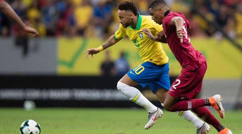 foto cbf neymar 2019 1 - Liga dos Campeões: Tribunal reduz suspensão de Neymar