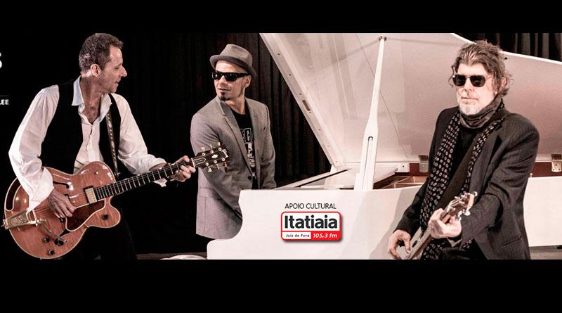 Titãs Trio Acústico em Juiz de Fora 2019 - Central