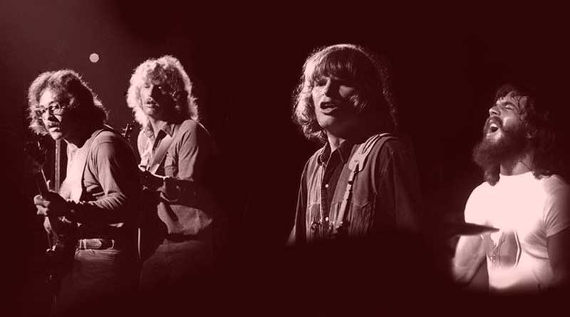 banda Creedence Clearwater Revival - Creedence: 'Proud Mary' faz parte de documentário sobre Woodstock