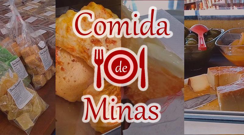 comida de minas especial comida mineira nas estradas - Zona da Mata abre série especial sobre quitutes e comidas típicas nas estradas